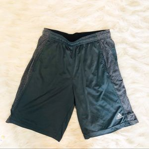 Men's Adidas Climacool grey workout shorts M!